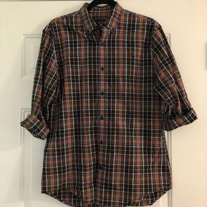 Armani Exchange Shirts - Armani Exchange plaid button up shirt